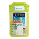 DICAPAC Waterproof Bag [WP-565] - Green (C) - Plastik Handphone / Waterproof